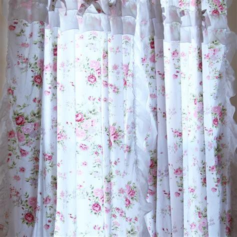 frill curtains ruffle curtain
