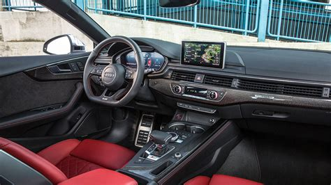 Audi S5 Interior by Gallery 2018 Audi S5 Interior Autoweek