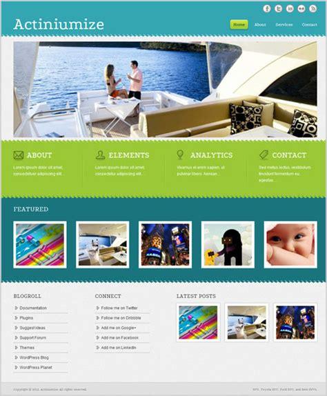 best wordpress templates for business 20 best professional free corporate business wordpress