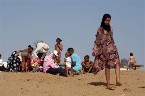 Dq Maroko zdj苹cia agadir na pla蠑y maroko