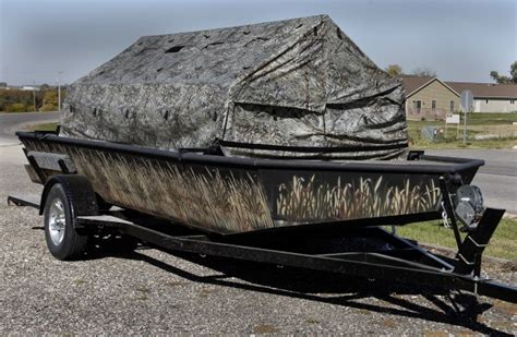 parkersburg boat builder fills duck hunting niche local
