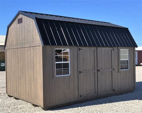 lofted garden shed storage sheds portable cabins