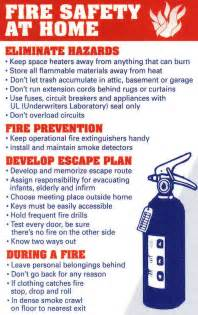 Home fire prevention amp safety tips reflections of pop culture amp life