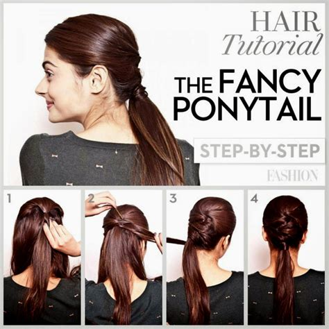 easy hairstyles for short hair tutorial step by step easy hairstyles step by step for short hair hairstyles ideas