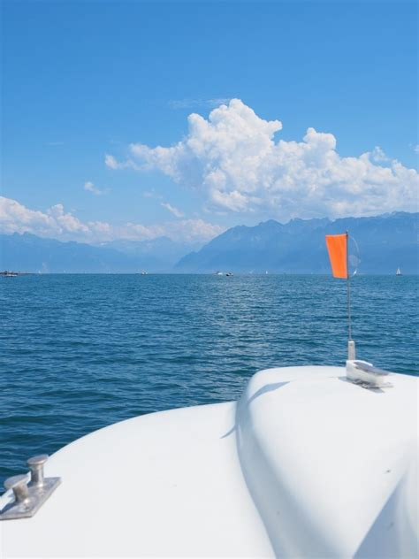 boat ride lake geneva a lausanne guide one of the most beautiful cities in