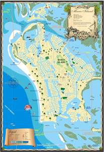 marco florida map florida maps marco island island map store caribbean