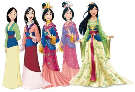 Mulan Essay by Mulan Dress Evolution Fancy Fashion Ideas I Do Not Own These Pic