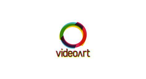 design logo video videoart logo design