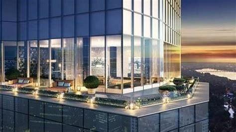 san francisco s millennium tower penthouse offers luxury can a millennium tower penthouse get 2 500 a square foot