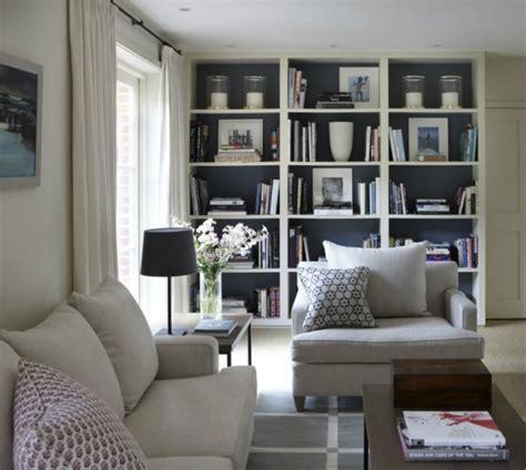 Decoration For Home salon cosy avec une biblioth 232 que