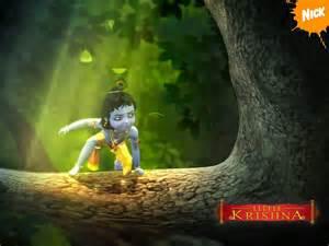 Download Little Krishna Wallpapers HD Gallery