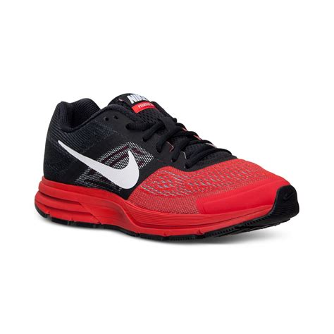 nike shoes for images lyst nike mens air pegasus 30 running shoes from finish
