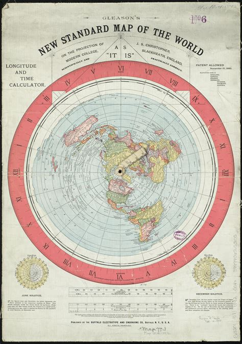 flat world map wernher braun and nasa lies the is in the firmament why o why