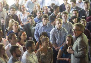 Vanderbilt Mba Gmat Range by Meet The New Mba Students At The Vanderbilt Owen Graduate