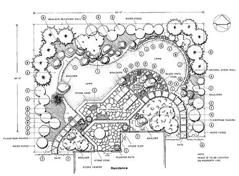 rock garden plans house plan 0 beds 0 baths 0 sq ft plan 1040 60