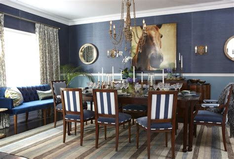 Blue Dining Room by Sarah S House Season 4 Blue Dining Room Hooked On Houses