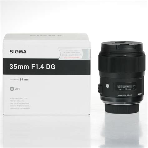 Sigma 35mm F 1 4 Dg Hsm sigma 35mm f 1 4 dg hsm lens for nikon mount lens