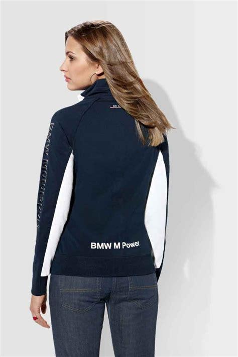 Zippersweater Bwm Power bmw genuine motorsport collection m power logo track jacket sweater ebay