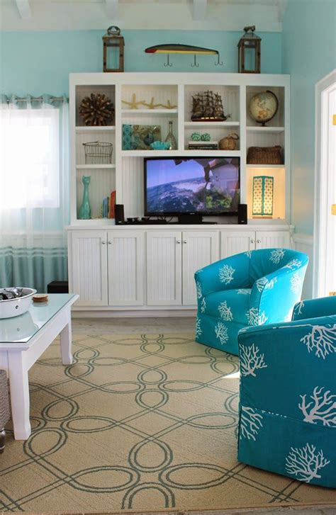 house of turquoise stranded on purpose paint behr aqua pura i like the rug it is indoor