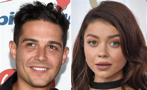 sarah hyland tweets wells adams sarah hyland hanging out with bachelorette alum wells