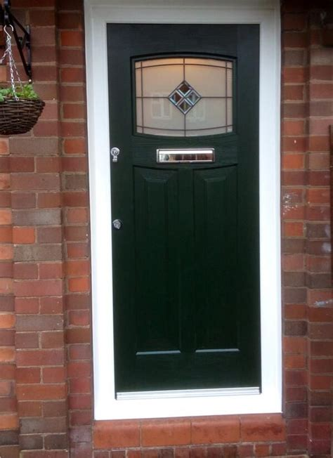 Composite Front Door Styles 1000 Images About Doors On Front Doors Ranges And Stained Glass