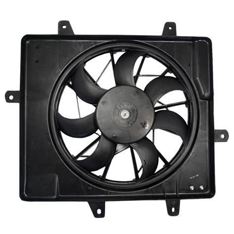 pt cruiser fan motor autoandart com 06 10 chrysler pt cruiser radiator