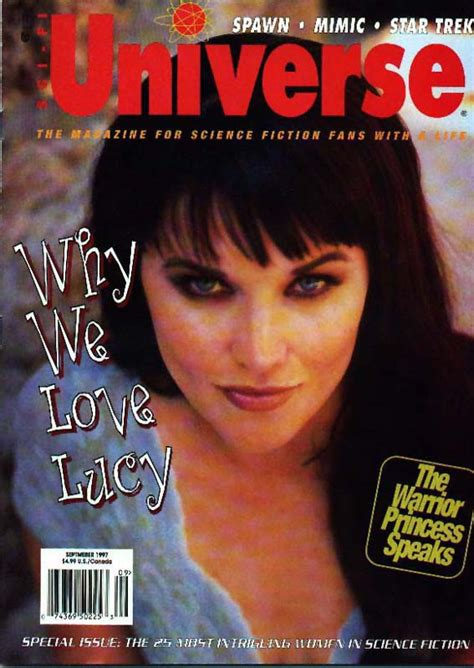 lucy lawless interview the universe interview lucy lawless