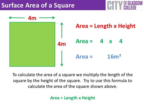 calculating the area of basic shapes