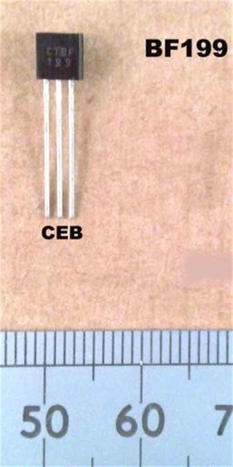 Bf199 Npn Rf Transistor Bf 199 Nxp bf199 transistor