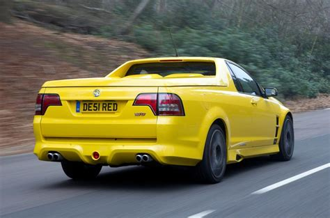vauxhall maloo vauxhall vxr8 maloo 2011 2013 review 2017 autocar