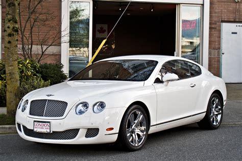 Two Door Bentley by Bentley 2008 Continental Gt 2 Door Awd Coupe
