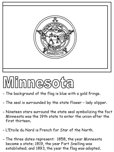 excellent united states state emblems printables with