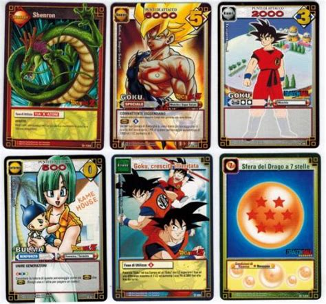 Dragon Ball Card Game Series 1 Starter Deck Super Saiyan