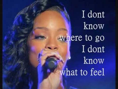 rihanna unfaithful testo rihanna what now lyrics
