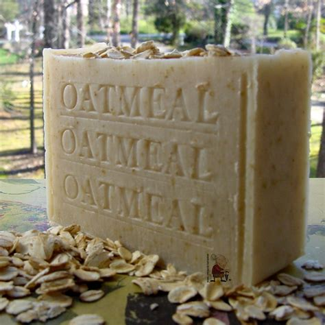 Handmade Oatmeal Soap - oatmeal soap handcrafted handmade soap