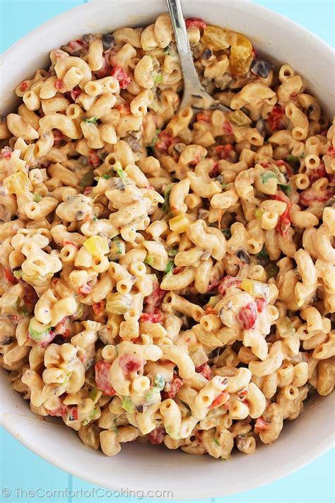 best ever creamy macaroni salad salads pinterest 148 best salads images on pinterest kitchens healthy