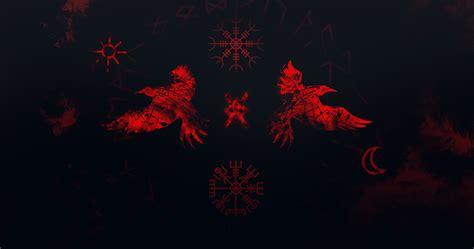 vikings raven  hd artist  wallpapers images