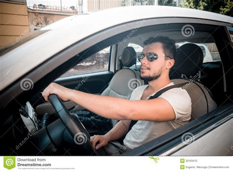 driving car stylish driving car stock photo image of spontaneous 32163412
