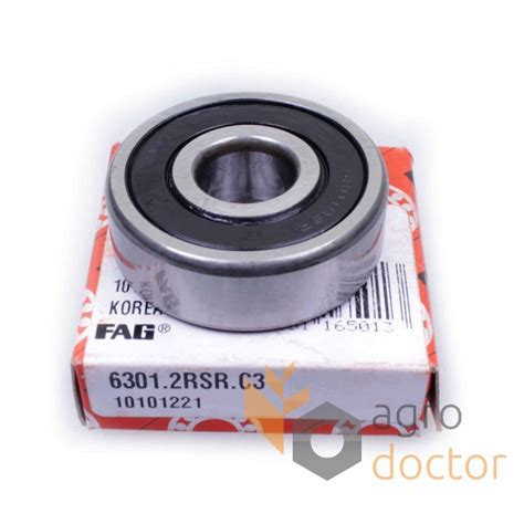Bearing 6301c3 6301 2rsr c3 groove bearing oem 237943 0 for claas combine harvester buy