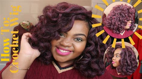 good quality colored marley hair how to make a quot crochet wig quot marley cuban twist hair