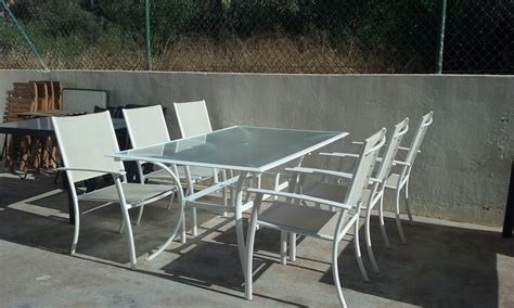 Patio Furniture Second by Patio Table And 6 Chairs Patio Furniture Table And 6