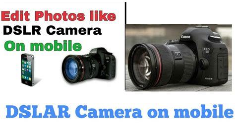 tutorial video dslr dslr camera photography tutorial bangla tutorial youtube