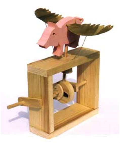design brief mechanical toy automata mechanical toys
