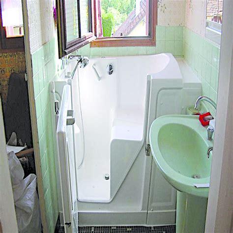 Baignoire A Porte Avec by Baignoire 224 Porte Pour Senior Et Pmr Vallon 117 Sb Diff
