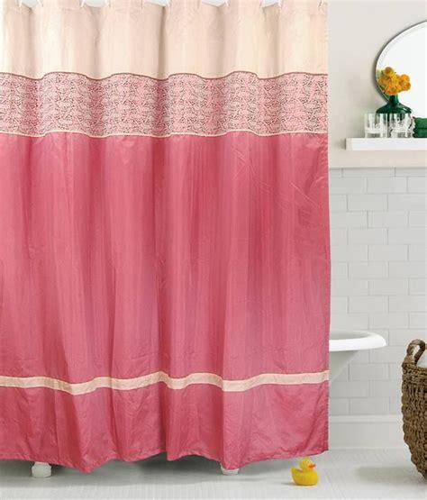 beige and pink curtains bianca pink beige polyester shower curtain buy bianca pink beige polyester shower curtain