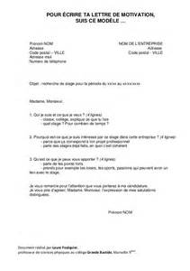 lettre de motivation francais le dif en questions