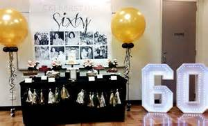 helpful 60th birthday ideas to plan a memorable
