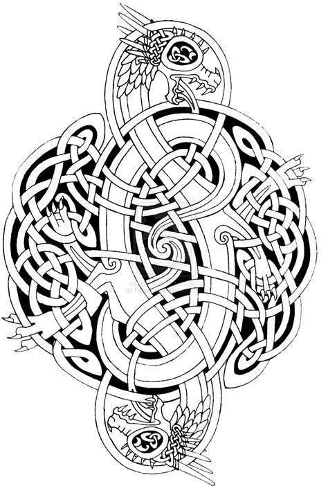 coloring books for grown ups celtic mandala coloring pages celtic dragons 3 by feivelyn deviantart on deviantart