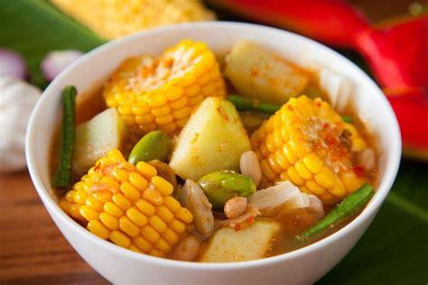 makanan khas sunda berbahan sayur  sedap  menyehatkan