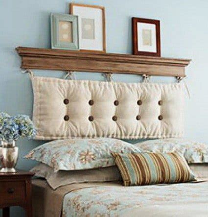 do it yourself headboard designs 50 diy creative headboard ideas to do yourself us3